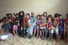 موصل، بیٹے بیٹیوں کی ہلاکت کے بعد 23 پوتے پوتیوں، نواسے نواسیوں کی کفالت