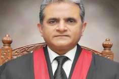 انوار الحق نے چیف جسٹس لاہور ہائیکورٹ کے عہدے کا حلف اُٹھا لیا