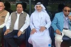 ایشیا کپ :پاک بھارت میچ کے دوران ہاتھوں میں سگار پکڑے پرویز مشرف کی ..