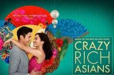 ہالی وڈ فلم ''کریزی رچ ایشیئنز'' بھارت میں پرسوں ( جمعہ )کو ریلیز ..