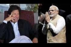 بھارت پاکستانی وزیراعظم سے ڈر گیا