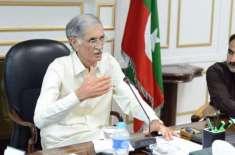پرویز خٹک الیکشن کمیشن کیخلاف ہائیکورٹ جائیں گے