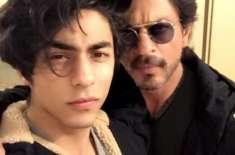 آریان اگر چاہتا ہے تو وہ ضرور اداکاری کرے، شاہ رخ خان
