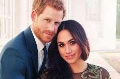 شہزادے ہیری اور میگھن مارکل کے ہاں اکتوبر میں بچے کی پیدائش متوقع