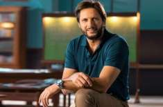 shahid afridi happy with pakistani team,s performance