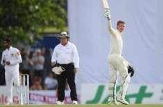 سری لنکا اور انگلینڈ کے درمیان دوسرا کرکٹ ٹیسٹ میچ 14 نومبر سے شروع ہو ..