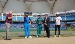 ایشیا ءکپ سپر فور مرحلہ، پاکستان نے بھارت کیخلاف ٹاس جیت لیا