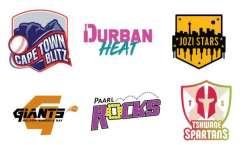 جنوبی افریقن ٹی ٹونٹی سپر لیگ میں کل دو میچوں کا فیصلہ ہوگا