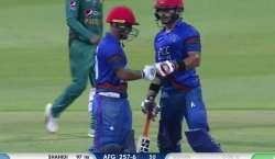 ایشیاءکپ، افغانستان نے پاکستان کو جیت کے لیے بڑا ہدف دیدیا