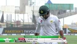 پہلا ٹیسٹ،پاکستانی بلے بازوں کا ناقص کھیل ،کیویز کی میچ میں واپسی
