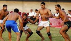 پشاور،مختلف اضلاع میں کبڈی کے انٹر ڈسٹرکٹ مقابلوں کا سلسلہ باقاعدگی ..