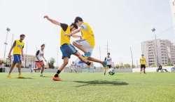 فیڈرل بورڈ انٹر ڈائریکٹوریٹ سکولز بوائز فٹ بال چیمپئن شپ شروع ہوگئی