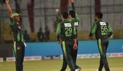 ٹی ٹونٹی سیریز،پاکستان نے ویسٹ انڈیز کو پہلے مقابلے میں بری طرح شکست ..