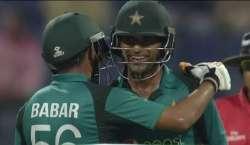 فخر زمان کی شاندار اننگ، پاکستان نیوزی لینڈ کو 4 برس بعد شکست دینے میں ..