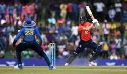 سری لنکا اور انگلینڈ کی کرکٹ ٹیموں کے درمیان تیسرا ایک روزہ بین الاقوامی ..