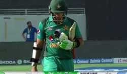 ایشیاءکپ، پاکستانی اوپنرز مکمل طور پر ناکام