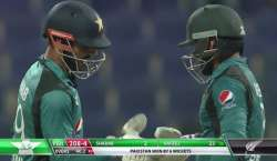 دوسرا ون ڈے ،پاکستان نے نیوزی لینڈ کو شکست دیدی