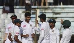 ویسٹ انڈیز اور بنگلہ دیش کی ٹیموں کے درمیان دوسرا اور آخری ٹیسٹ 30 نومبر ..