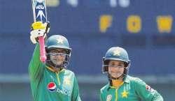 پاکستان اور بنگلہ دیش ویمن ٹیمیں تیسرے ٹی ٹونٹی انٹرنیشنل میچ میں کل ..