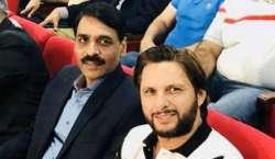 میجر جنرل آصف غفور بھی شاہد آفریدی کے مقبوضہ کشمیر سے متعلق بیان پر ..