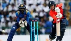 سری لنکا کا انگلینڈ کے خلاف واحد ٹی ٹونٹی انٹرنیشنل میچ کیلئے ٹیم کا ..