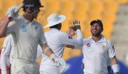 ابوظہبی ٹیسٹ ،پاکستان کو جیت کے لیے176رنز کا ہدف مل گیا