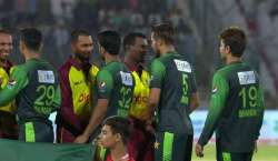 ویسٹ انڈیز کی ٹیم کو دورہ پاکستان کے پہلے ہی مقابلے کے دوران بڑا نقصان ..