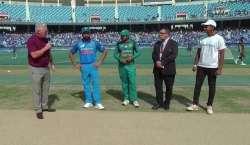 ایشیاءکپ، پاکستان نے بھارت کیخلاف ٹاس جیت لیا