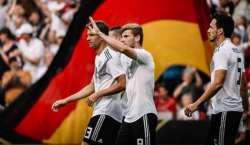 ترکی کو شکست،جرمنی کو 2024ء میں شیڈول یورو فٹ بال چیمپئن شپ کی میزبانی ..