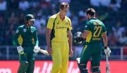 جنوبی افریقہ کا آسٹریلیا کے خلاف ون ڈے اور ٹی ٹونٹی انٹرنیشنل سیریز ..