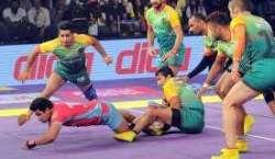 پاکستان کی پہلی سپر کبڈی لیگ میں سنسنی خیز مقابلوں کا آغاز ہوگیا