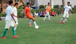 یونٹی فٹ بال کپ ٹورنامنٹ کل شروع ہوگا