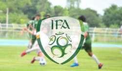 اسوا اکیڈمی اور ماڈل ٹاؤن اکیڈمی کی ٹیموں کے درمیان فٹ بال میچ کل کھیلا ..