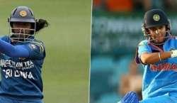 آئی سی سی ویمن چیمپئن شپ، سری لنکا اور بھارت کی ٹیمیں آخری ون ڈے میں ..