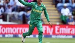 شاداب خان کی ورلڈ کپ سکواڈ میں دوبارہ شمولیت کا امکان روشن