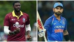 بھارت اور ویسٹ انڈیز کے درمیان دوسرا ون ڈے انٹرنیشنل کرکٹ میچ پرسوں ..