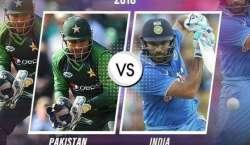 ایشیاءکپ : پاکستان اور بھارت کے درمیان اہم معرکہ کل ہوگا