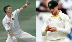 جنوبی افریقی کمنٹیٹر نے آسٹریلوی کھلاڑی کو بال ٹمپرنگ کیس کے شکنجے ..
