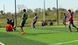 آل پاکستان فٹ بال ٹورنامنٹ22ستمبر سے سپورٹس کمپلیکس بنوں میں شروع ..