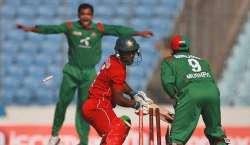 زمبابوین کرکٹ ٹیم 19اکتوبر کو ٹور ون ڈے میچ سے دورہ بنگلہ دیش کا آغاز ..