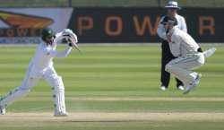 ابوظہبی ٹیسٹ:پاکستان جیت سے 46رنز دور رہ گیا