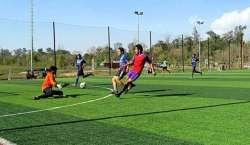 فیڈرل بورڈ انٹر ڈائریکٹوریٹ سکولز بوائز فٹ بال کے مزید چار میچ کل کھیلے ..