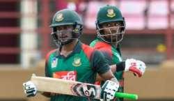 بنگلہ دیش اور ویسٹ انڈیز کے درمیان تین ون ڈے انٹرنیشنل میچوں کی سیریز ..
