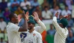 بنگلہ دیش اور زمبابوے کی ٹیموں کے درمیان دوسرا اور آخری کرکٹ ٹیسٹ ..