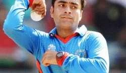 راشد خان ٹیسٹ میچ جیتنے والے سب سے کم عمر کپتان بن گئے