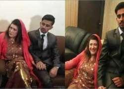 21 سالہ پاکستانی لڑکے کی 41 سالہ امریکی خاتون سے شادی