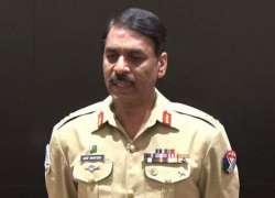 افواج پاکستان نے پاکستانی سرحدوں کا بہادری سے بھرپور دفاع کیا، ڈی جی ..