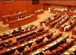 سینیٹ اجلاس میں چیئرمین صادق سنجرانی کو ہٹانے کی قرارداد پر ووٹنگ نہ ..