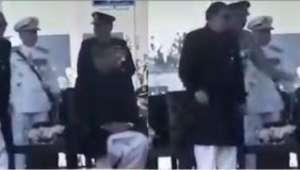 23 مارچ کے حوالے سے پریڈ، شاہد خاقان عباسی کو اُٹھانے کے لیے آرمی چیف ..