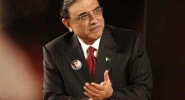 18 ویں ترمیم اکیلے نہیں پاکستان کی پارلیمنٹ نے منظور کی ہے،آصف علی ..